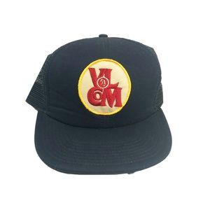 Volcom Industry Cheese hat fish net snap back